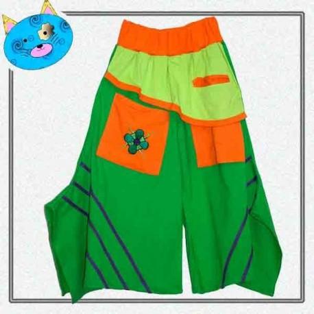 Pantalon hippie ancho KDNE1220