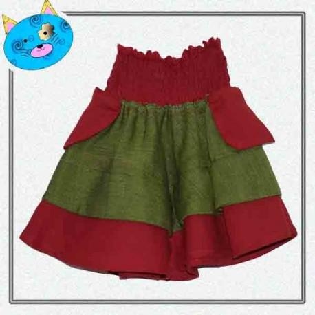 Falda infantil KDNE1221