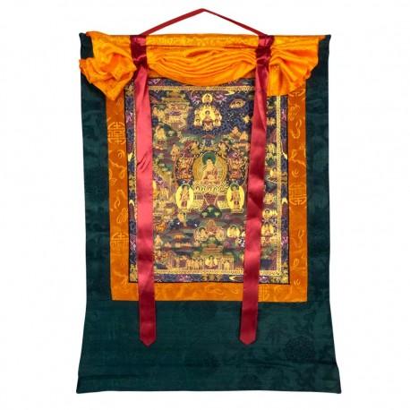 La vida de Buddha THK09