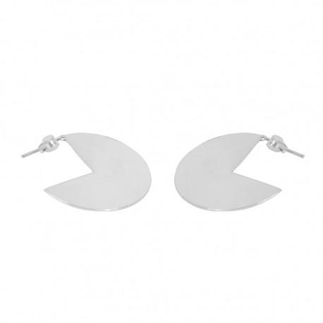 Pendientes geometicos 3D PE616IN