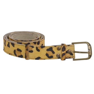 Cinturon animal print CIN35IN