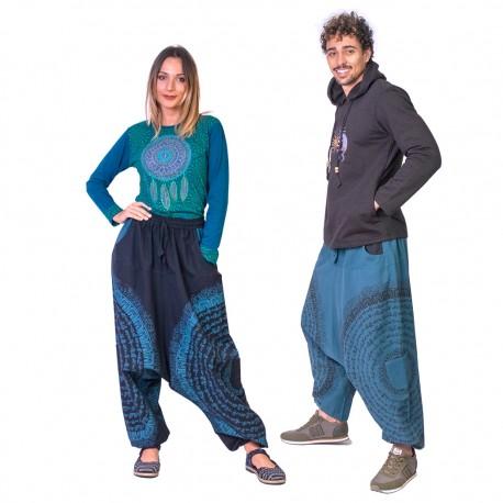 Pantalon hippie invierno TRNE1909
