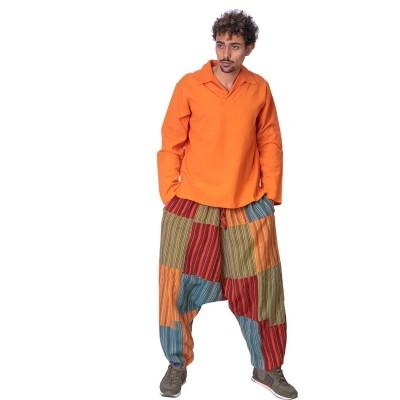 Pantalon Afgano hippie unisex TRM1903