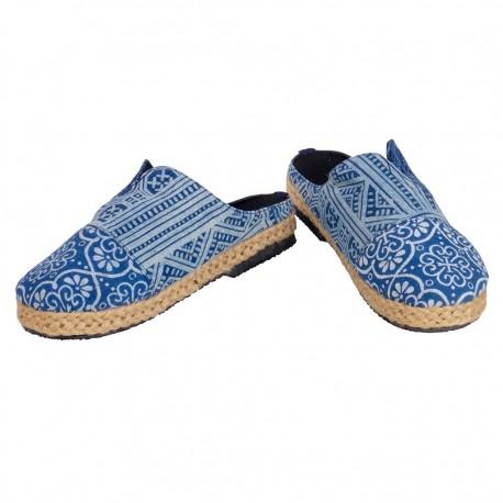Zapatos zuecos artesanos SHS51TH