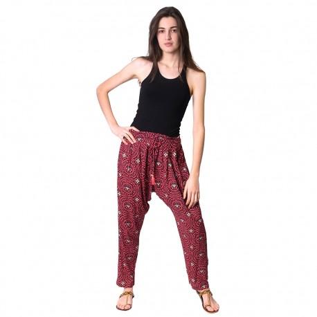 Pantalon turco estampado TRIN2007