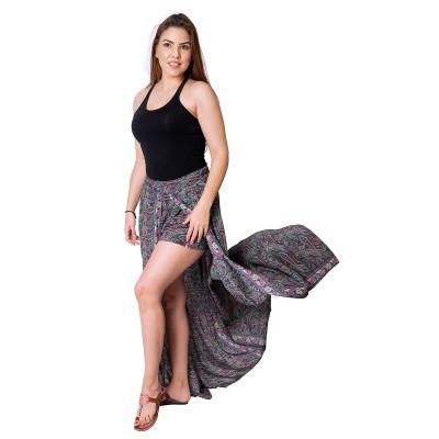 Falda pantalon corto Boho TRIN2006