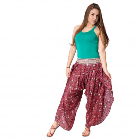 Pantalon Dhoti TRIN2003