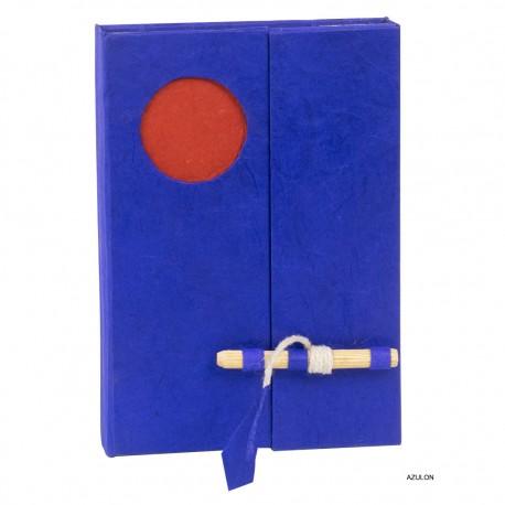 Original libreta artesanal NB49NE