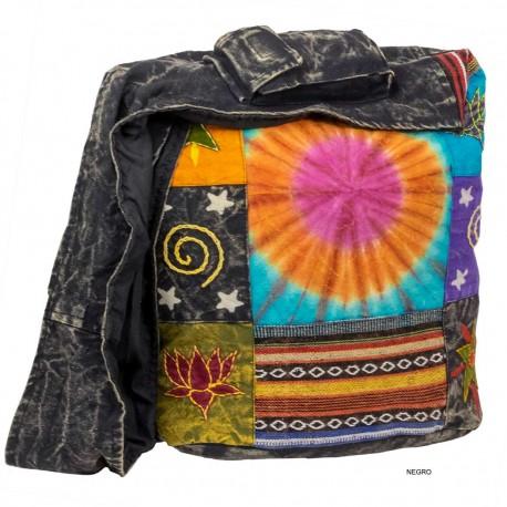 Macuto hippie tye dye BG360