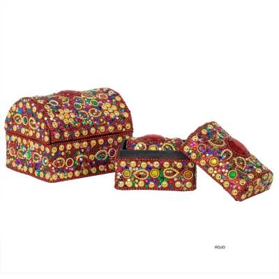 Caja pastillero tibetano 26