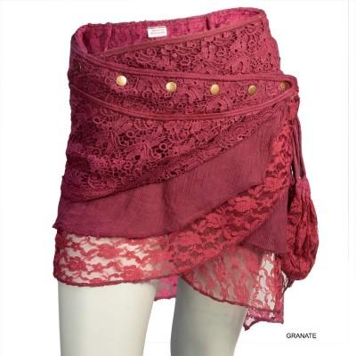 Minifalda Boho SKIN2005