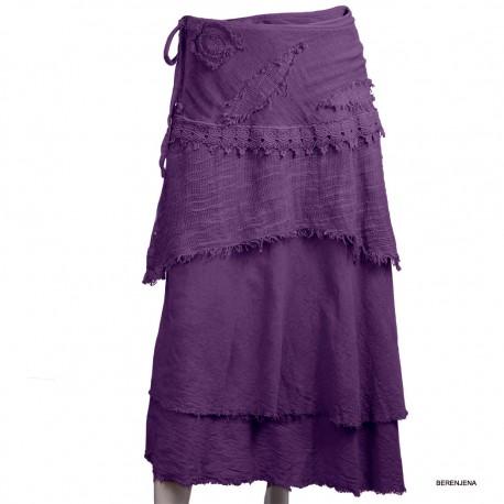 Original falda Boho SKIN2006