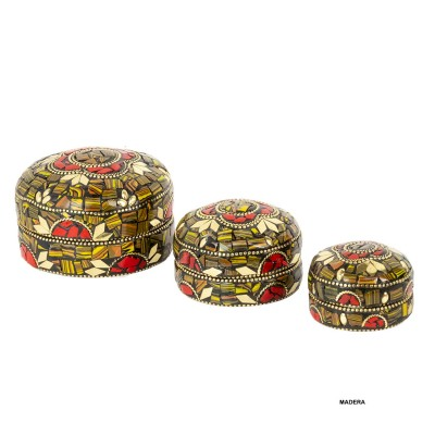 Conjunto cajas tibetanas BX36IN
