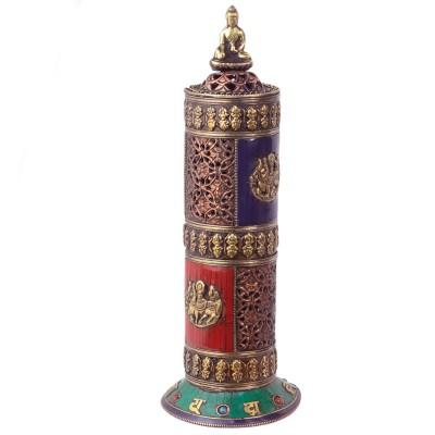 Inciensario tibetano artesanal IN58IN
