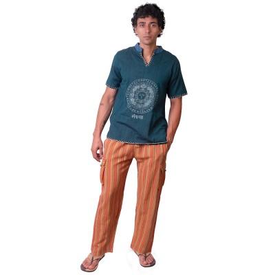 Pantalon hippie rayas TRM2004