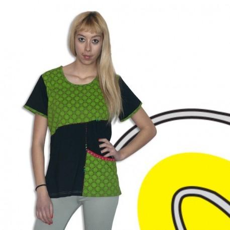 Camiseta hippie TPNE1303