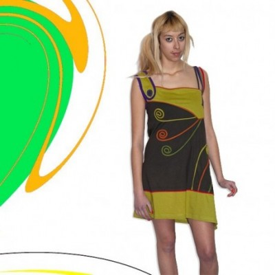 Vestido casual DRNE1308
