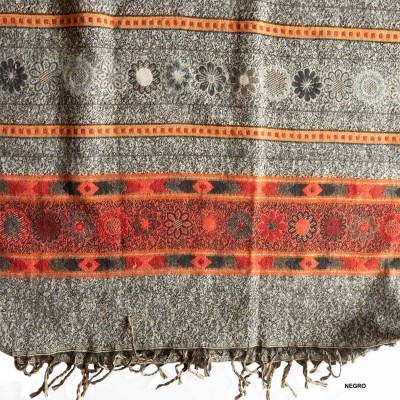 Manta Chal etnica BK01IN