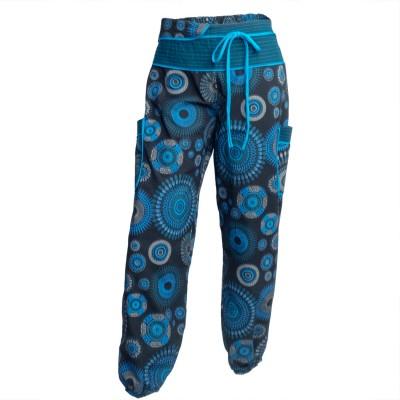 Pantalon bombacho estampado TRNE2011