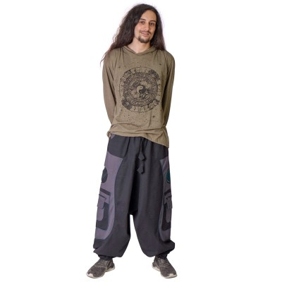 Pantalon hippie invierno TRM2009