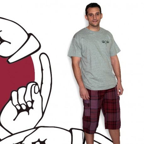 Pantalon pirata hombre TRM1303