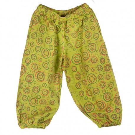 Pantalon bombacho niño KDNE2105
