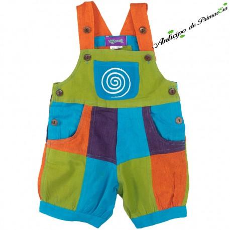 Peto hippie infantil KDNE2107