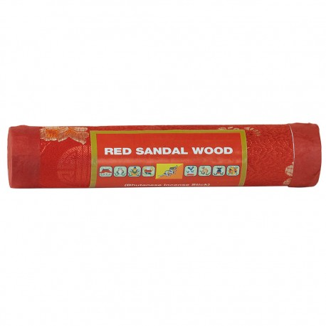 Incienso Butan Madera Roja de Sandalo