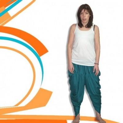 Pantalon Dhoti TRIN1319