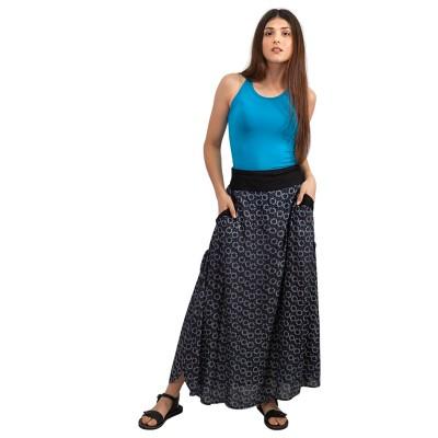 Falda larga hippie SKIN2101