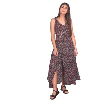 Vestido largo hippie DRIN2106