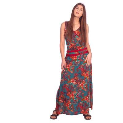 Vestido largo Boho DRIN2104