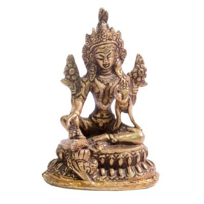 Figura Tara de bronce