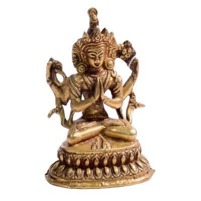 Kharchheri en bronce