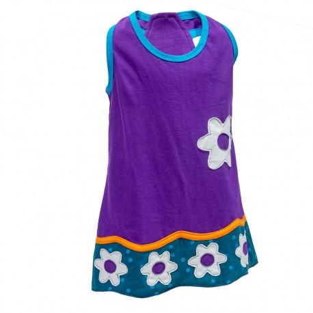 Vestido hippie niña KDNE2109
