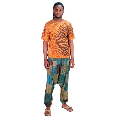 Pantalon turco hippie hombre