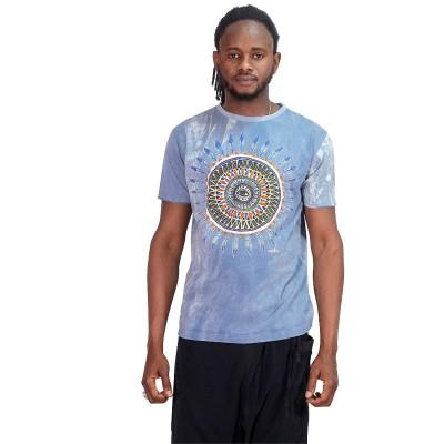 Camiseta hombre mandala SHTH2104