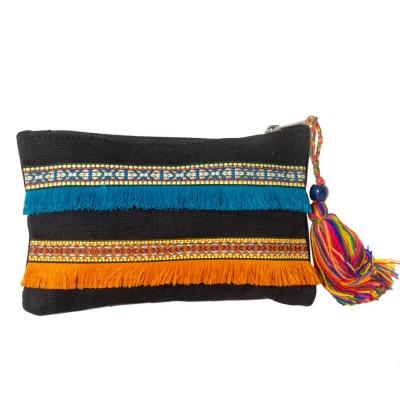 Neceser para bolso hippie