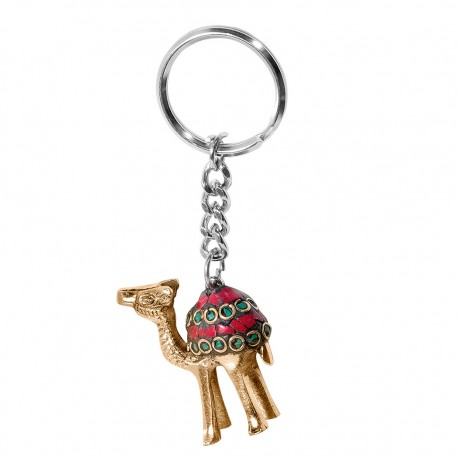 LLavero camello tibetano