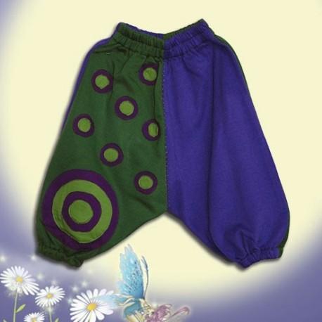 Pantalon Afgano Infantil KDNE1322