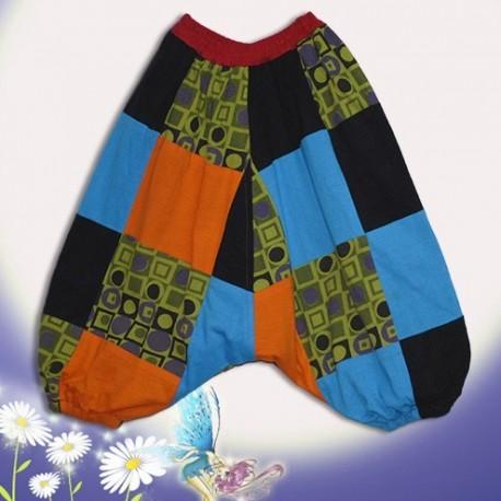 Pantalon afgano infantil KDNE1328