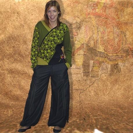Pantalon hippie bombacho TRIN1321