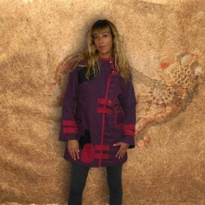 Abrigo Hippie JKNE1301