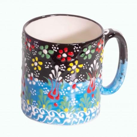 Taza ceramica artesana