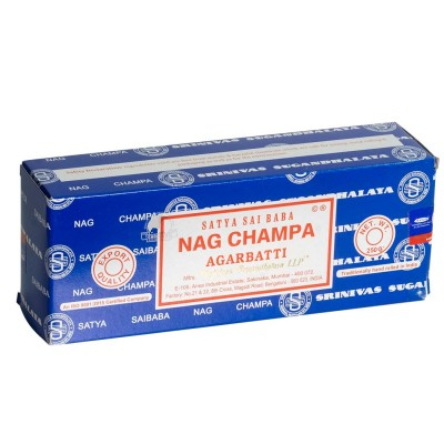 Nag Champa Sai Baba 250 gramos