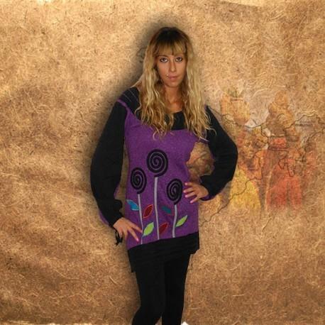 Vestido Hippie Chic DRNE1320