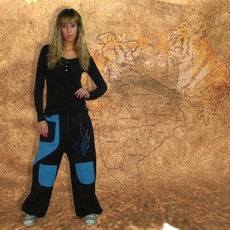 Pantalon ancho etnico TRIN1324