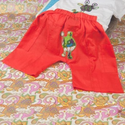 Pantalon Bebe Jirafa KDNE1510
