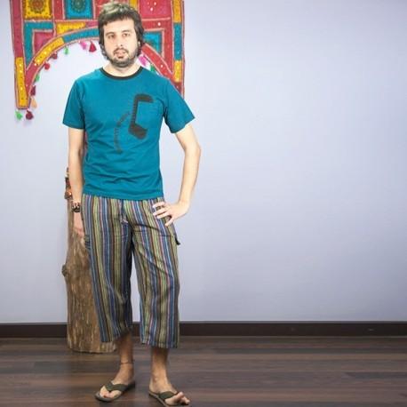 Pirata hippie Rayas TRM1501