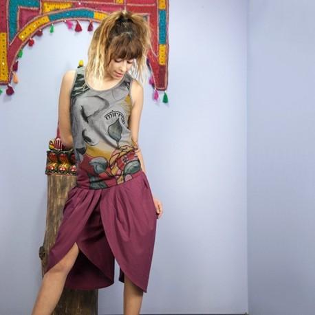 Pantalon Dothi pirata TRNE1507